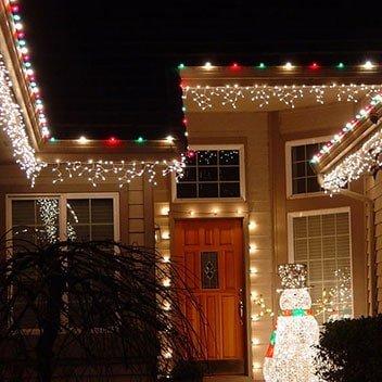 Christmas Light Installation Eugene Oregon