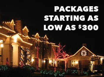 Holiday Lighting Installation Eugene Oregon
