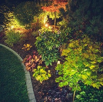 Yard Lighting Eugene Oregon